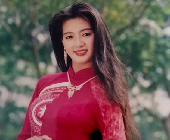 con gai chuong mon Vinh Xuan anh 3