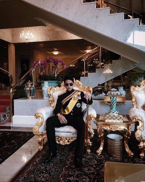 Hoang tu Brunei bat ngo chiem song le dang quang Nhat hoang Naruhito hinh anh 6