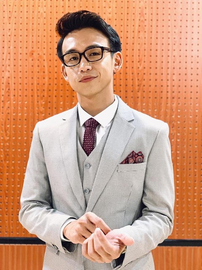MC Quang Bao khoe anh giam 20 kg sau khi tang can mat kiem soat hinh anh 4