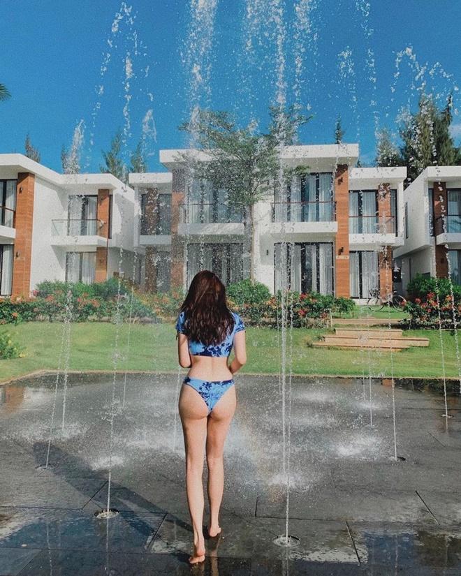 Kaity Nguyen va nhung hot girl gay chu y moi lan khoe anh bikini hinh anh 3