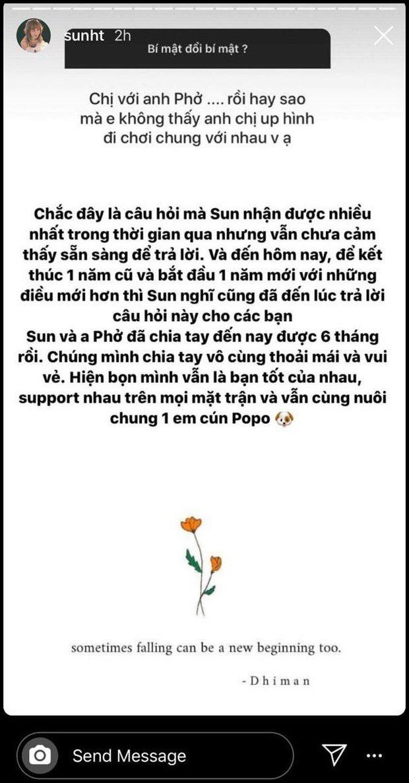Sun HT va Pho Dac Biet da chia tay duoc 6 thang hinh anh 1 1_15777981261071653492456.jpg