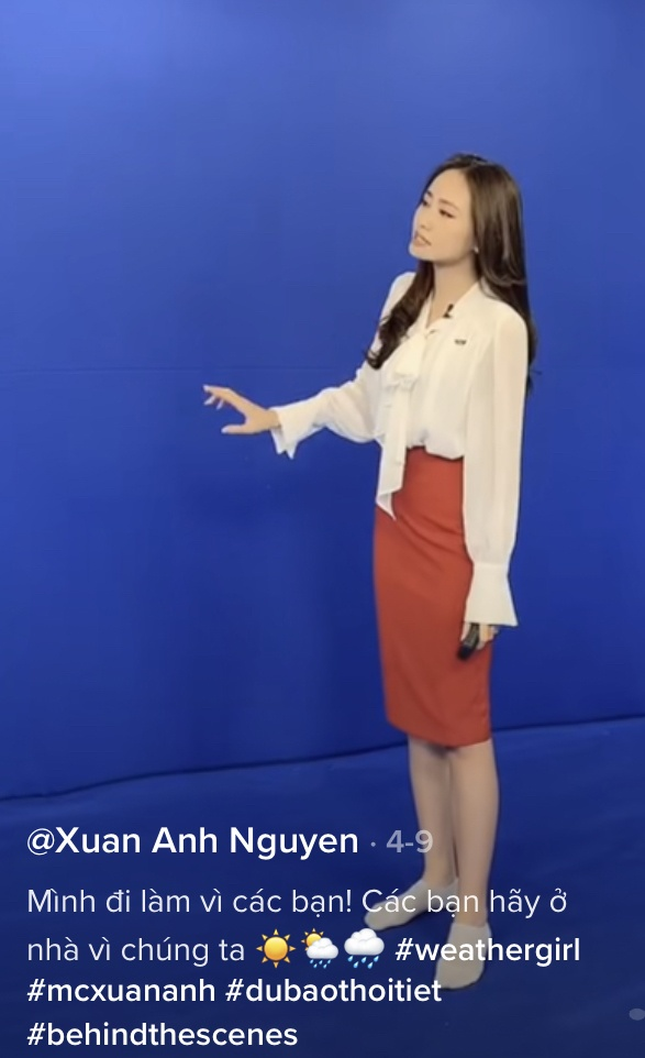 BTV Thoi tiet Xuan Anh anh 2
