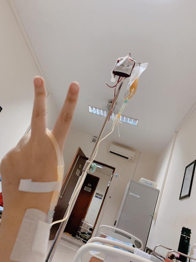 MC Thể thao Diệu Linh bị ung thư máu giai đoạn 4