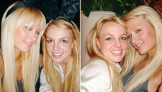 Paris Hilton Britney Spears anh 1