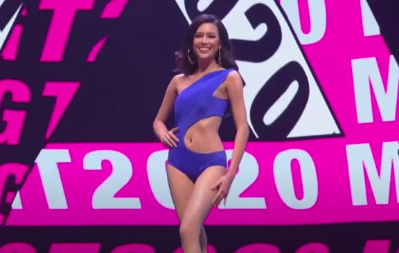 Miss Grand Thailand 2020 anh 1