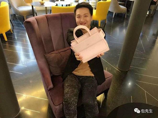 Mr.Bags - nguoi dan ong lam khuynh dao lang thoi trang Trung Quoc hinh anh 2