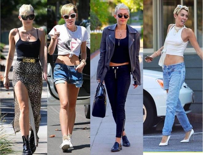 Su chuyen doi phong cach thoi trang cua Miley Cyrus sau 10 nam hinh anh 29