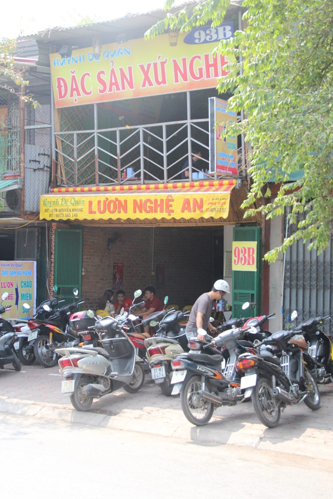 Luon om chuoi dau bo, re trong tiet troi dong hinh anh 9