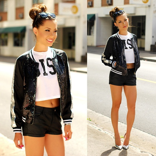 4 style dep mien che voi bomber jacket hinh anh 19