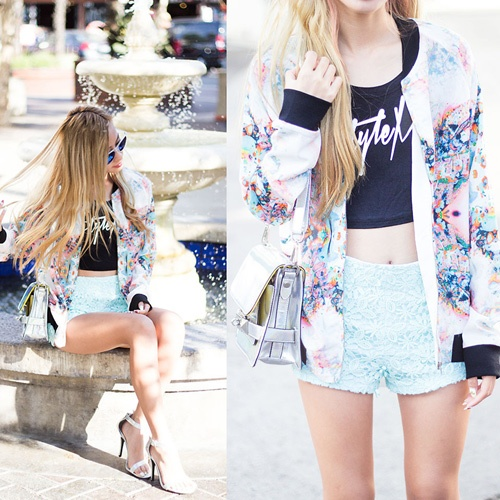 4 style dep mien che voi bomber jacket hinh anh 7