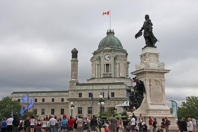 Tham Quebec - Paris cua Bac My hinh anh 4