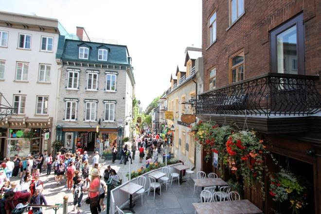 Tham Quebec - Paris cua Bac My hinh anh 17