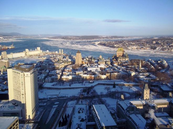 Tham Quebec - Paris cua Bac My hinh anh 13