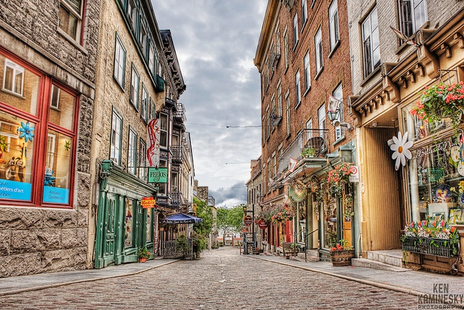 Tham Quebec - Paris cua Bac My hinh anh