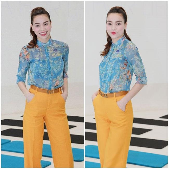 Nhung nguoi dep Viet chuong thoi trang Zara hinh anh 12