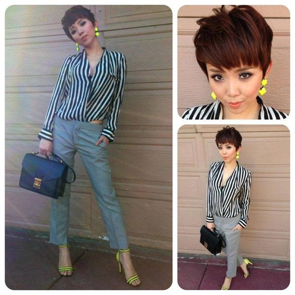 Nhung nguoi dep Viet chuong thoi trang Zara hinh anh 5