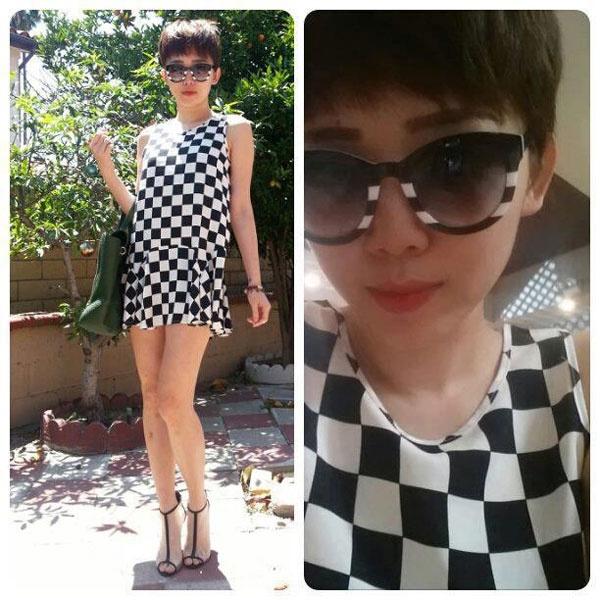 Nhung nguoi dep Viet chuong thoi trang Zara hinh anh 6