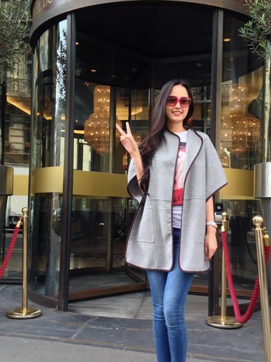Nhung nguoi dep Viet chuong thoi trang Zara hinh anh 17