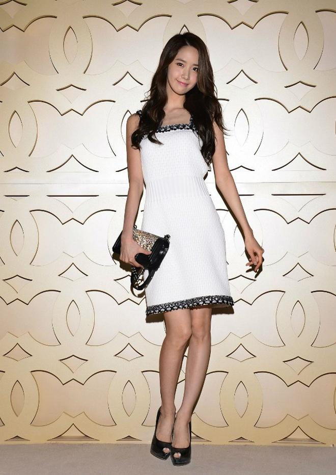 Chanel là một trong những thương hiệu rất được Yoona yêu thích.