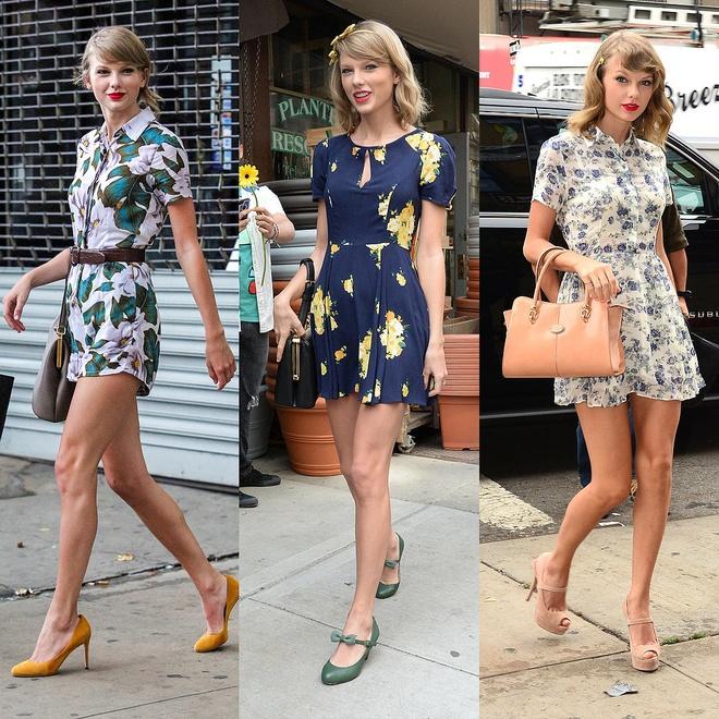 5 bi mat bien Taylor Swift tro thanh fashionista hinh anh 1
