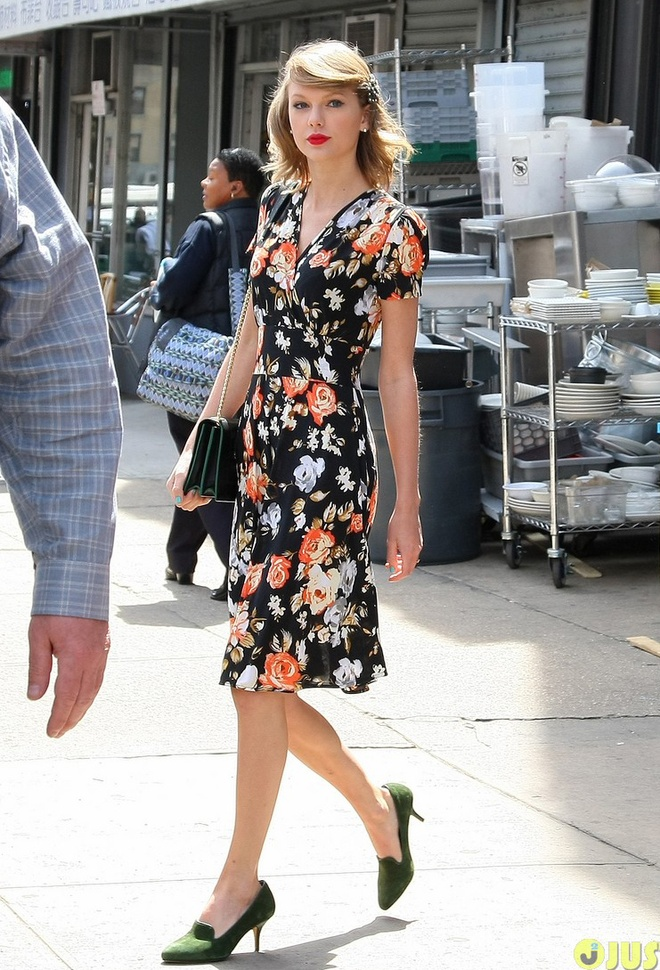 5 bi mat bien Taylor Swift tro thanh fashionista hinh anh 4