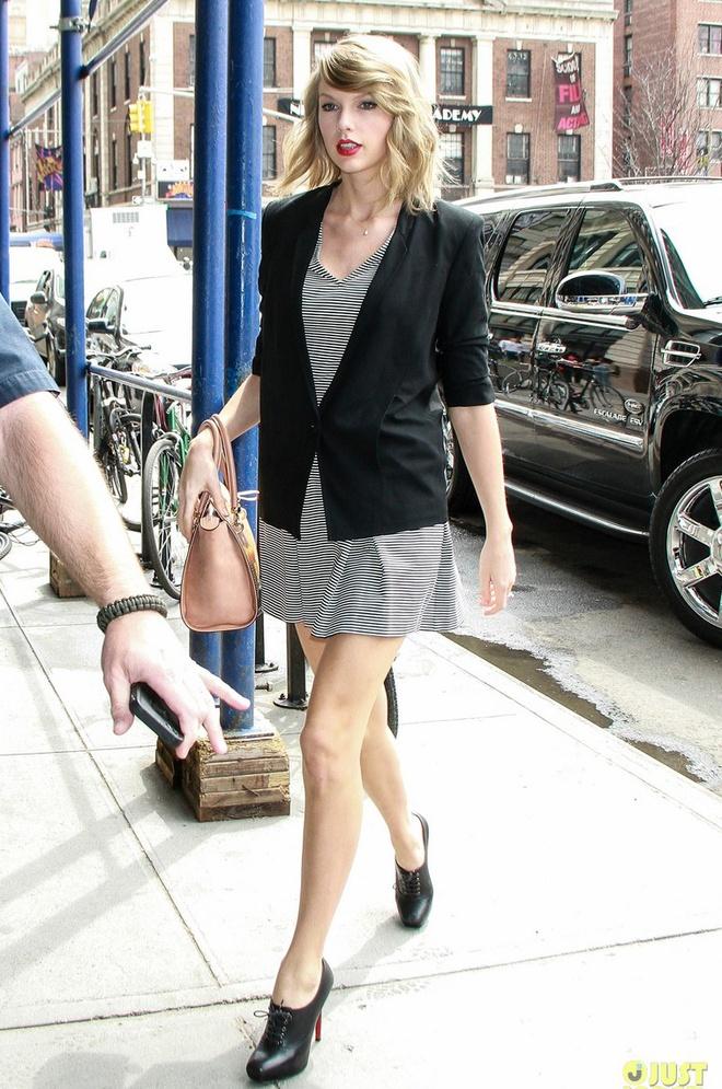 5 bi mat bien Taylor Swift tro thanh fashionista hinh anh 10