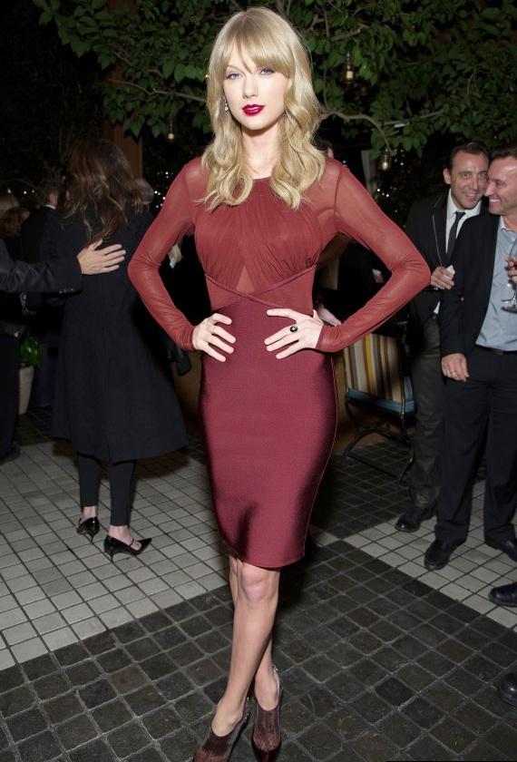 5 bi mat bien Taylor Swift tro thanh fashionista hinh anh 15
