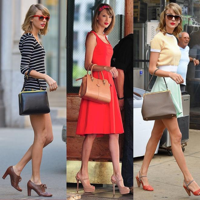 5 bi mat bien Taylor Swift tro thanh fashionista hinh anh 5