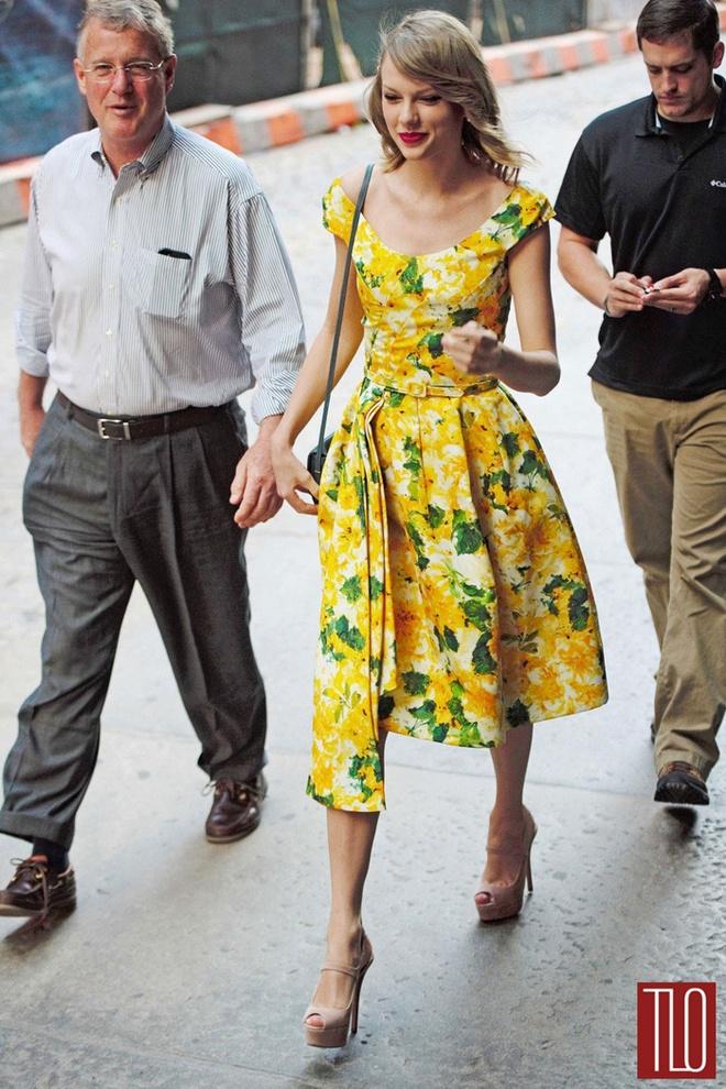 5 bi mat bien Taylor Swift tro thanh fashionista hinh anh 2