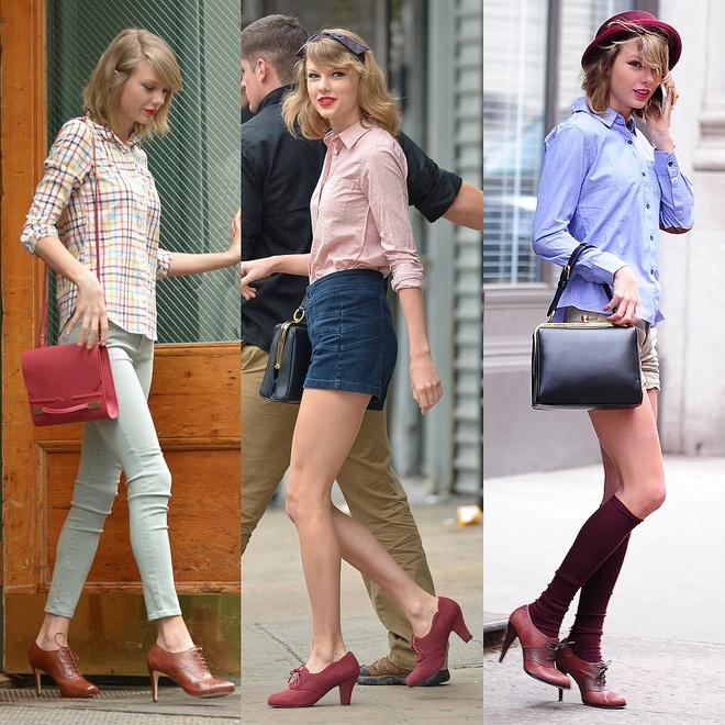 5 bi mat bien Taylor Swift tro thanh fashionista hinh anh 9