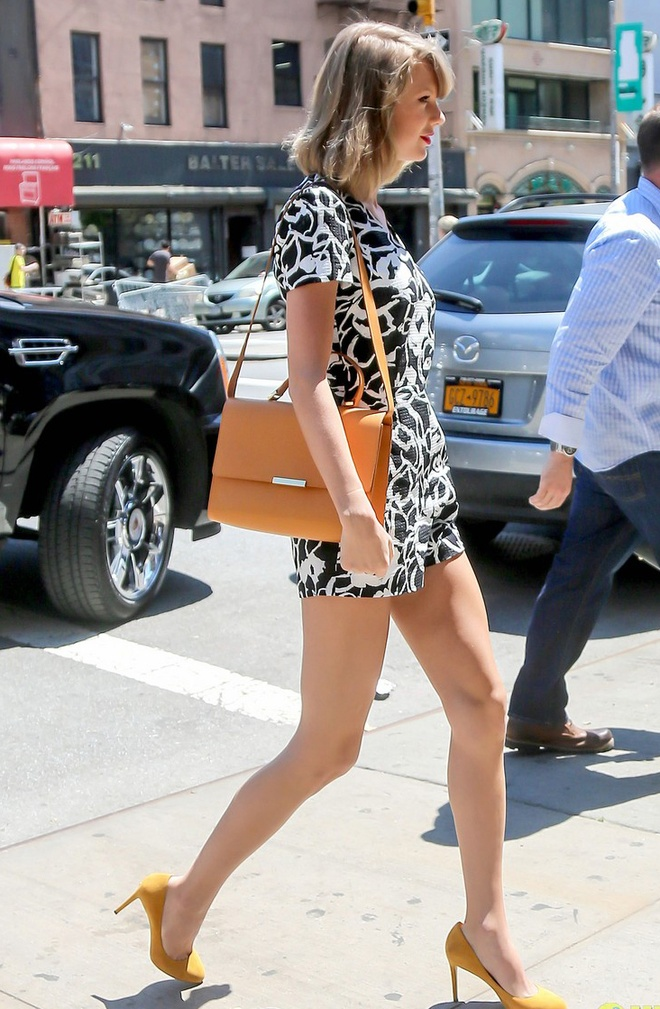 5 bi mat bien Taylor Swift tro thanh fashionista hinh anh 7