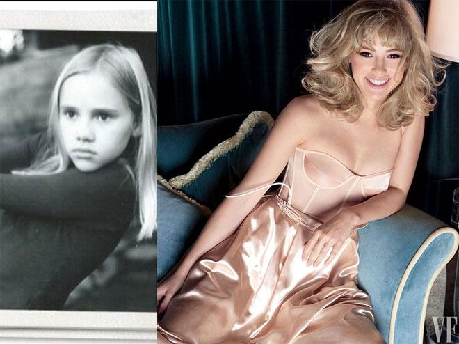 Anh tho au cua dan sieu mau quoc te hinh anh 11 Suki Waterhouse, cô con gái rượu của vị bác sĩ phẩu thuật thẩm mĩ nổi tiếng thế giới Norman Waterhouse, có khuôn mặt không thay đổi mấy theo năm tháng.