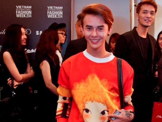 Dan fashionista Viet khoe ca tinh tai Tuan le thoi trang hinh anh