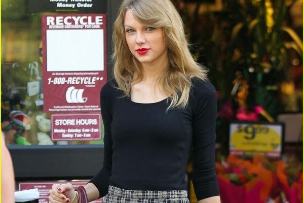 Nhung mon do ca tinh lay cam hung tu Taylor Swift hinh anh