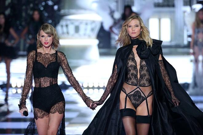 Style tuong dong cua cap doi Taylor Swift - Karlie Kloss hinh anh