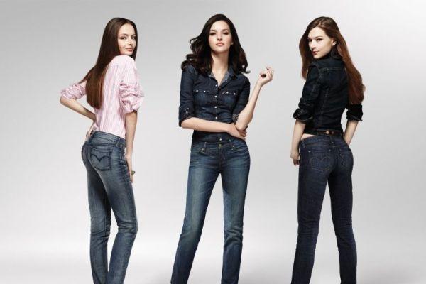 Bi quyet chon quan jeans phu hop voi tung voc dang hinh anh