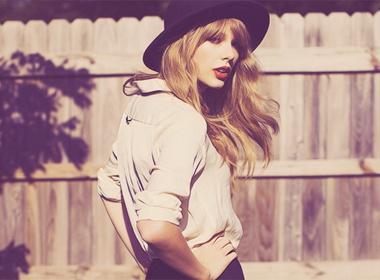 Nhung bo canh den - trang nhin la me cua Taylor Swift hinh anh