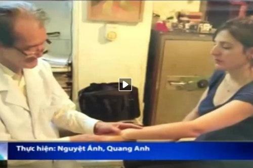 Thap thu dao: Phuong phap chua benh khong can dung thuoc hinh anh