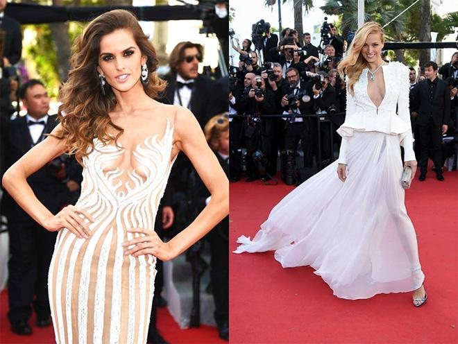 Nhung thuong hieu thoi trang dat hang nhat tham do Cannes hinh anh 9 Thậm chí, có nhiều trang phục trên thảm đỏ của  Zuhair Murad đã giúp nữ chủ nhân xinh đẹp nhanh chóng được vinh dự nằm trong Top những mỹ nhân mặc đẹp nhất Cannes 2015.