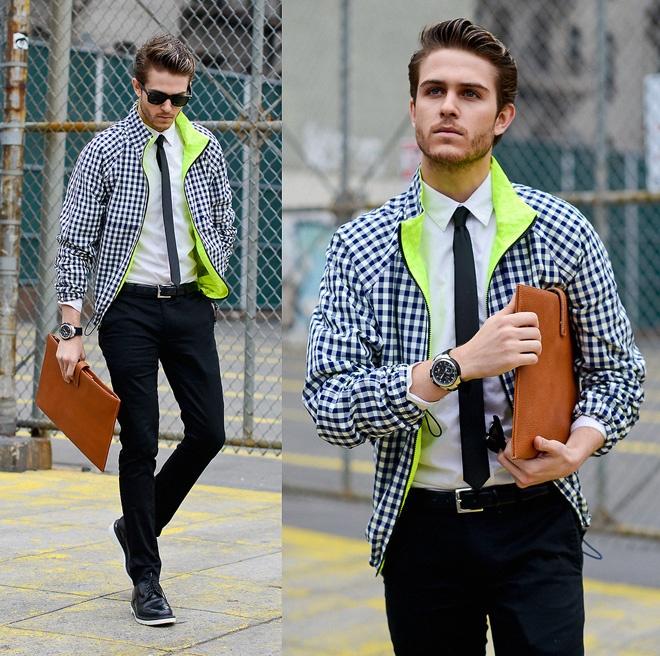 Phong cach he lich lam cua fashionista dien trai New York hinh anh 18