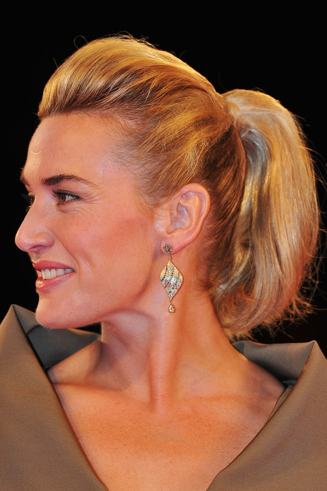 Sao Hollywood tranh nang nong voi toc duoi ngua hinh anh 10 Kate-Winslet