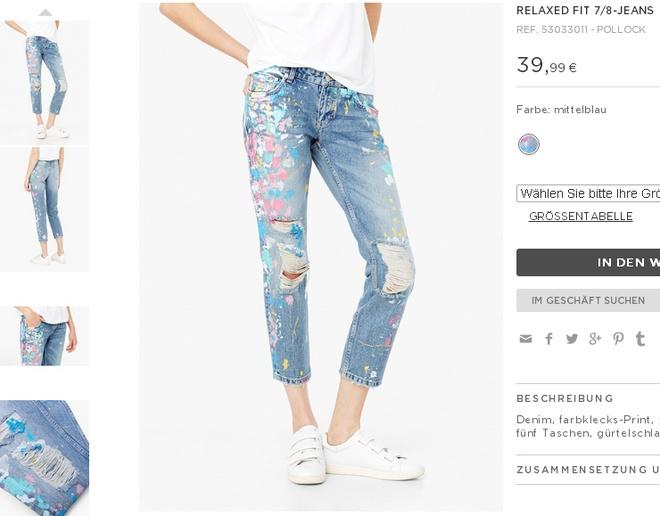 3 mau quan jeans tien trieu cua sao Viet duoc san lung hinh anh 4