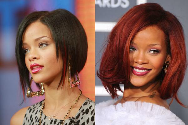 Nhung kieu toc ca tinh cua Rihanna hinh anh