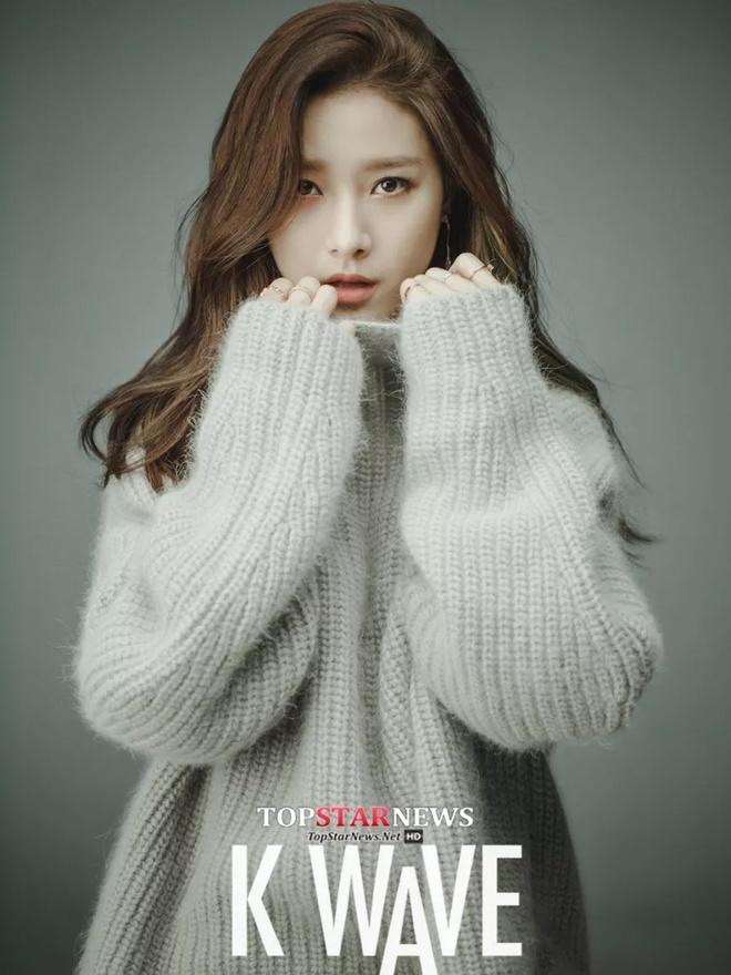 Bi quyet mac ao len cao co ngay lanh cua sao Han hinh anh 6  Kim So Eun