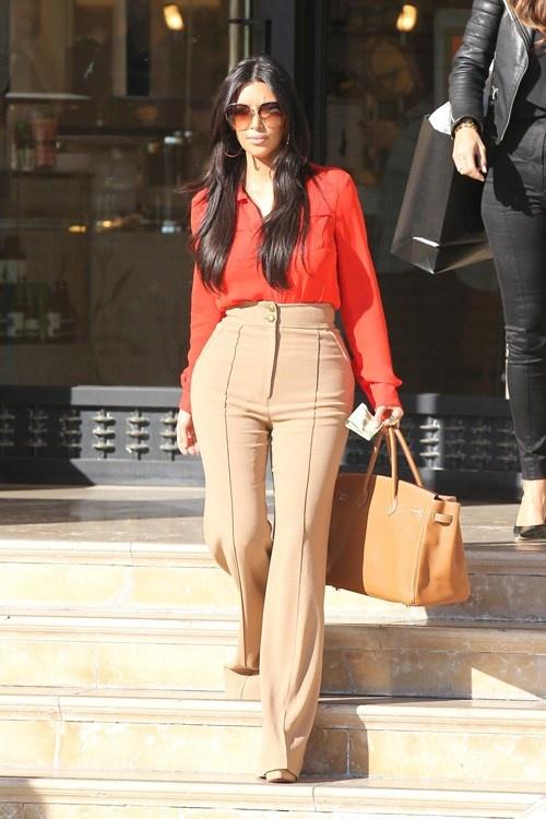5 quy tac an mac giup trong thon tha hon cua Kim Kardashian hinh anh 7