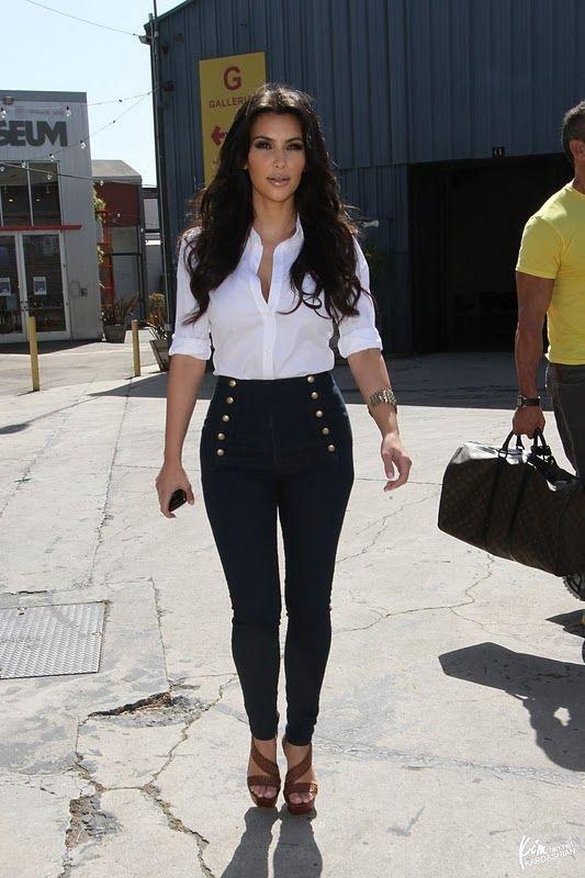 5 quy tac an mac giup trong thon tha hon cua Kim Kardashian hinh anh 9