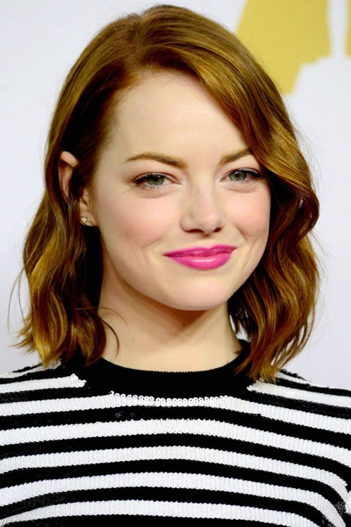 Nhung mau son an tuong nhat nam 2015 hinh anh 10 Emma Stone