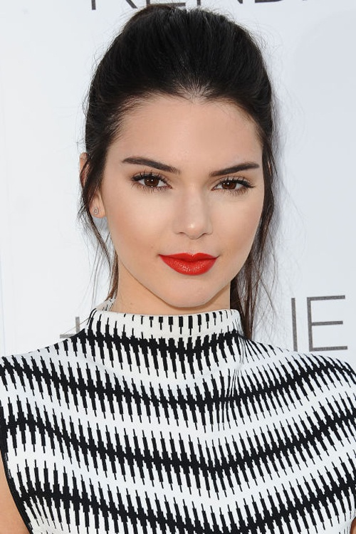 Nhung mau son an tuong nhat nam 2015 hinh anh 5 Kendall Jenner