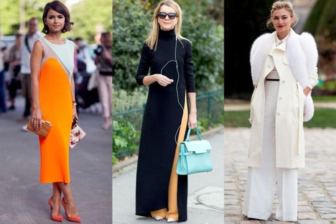 7 nguyen tac thoi trang ban can loai bo hinh anh 5 Phải cao mới mặc được váy/quần dài: Những cô nàng chân ngắn có thể tự tin diện những chiếc váy/quần dài, chỉ cần chú ý đến chiều dài, phom dáng và cách mix đồ.