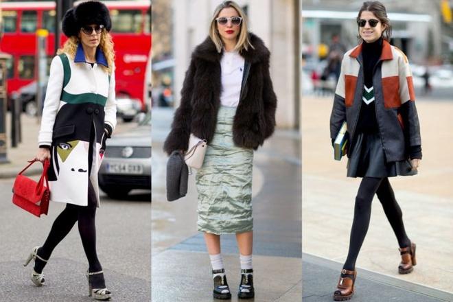 7 nguyen tac thoi trang ban can loai bo hinh anh 6 Không đi sandals với tất: Sandals đi kèm với tất đang là xu hướng thời trang mới mẻ gần đây. Bạn hãy lựa chọn những trang phục phù hợp bạn có thể thử phong cách này.